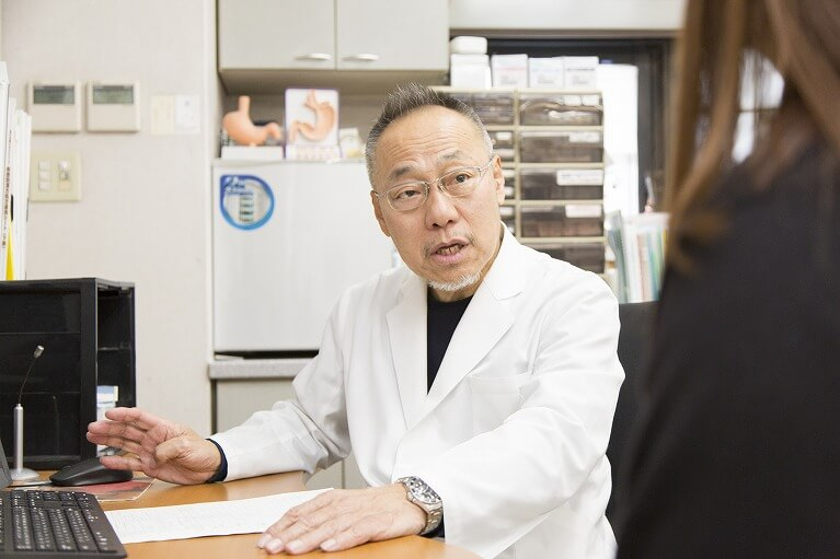 大学病院、総合病院で外科医として勤務した経験