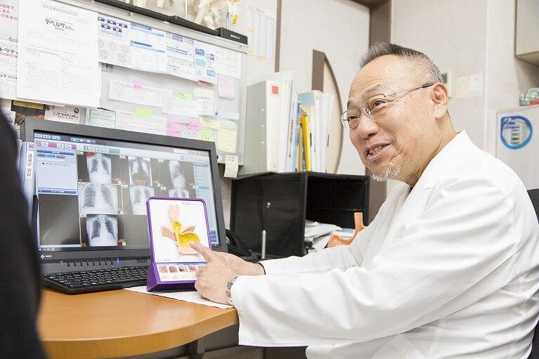消化器がんを早期発見するために