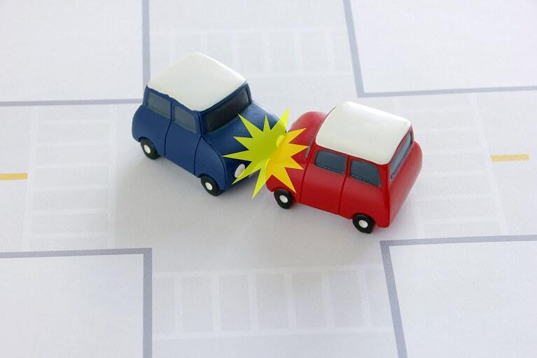 交通事故でケガをした方へ