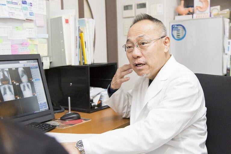 様々な病気・がんの診断、治療後のフォローまで療後のフォローまで